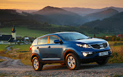 It's Sportage versus Focus in the Champion family car battle