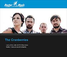 Todo listo para la gira española de The Cranberries