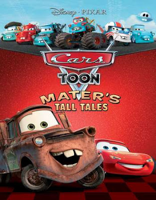 Poster Of Cars Toons Mater's Tall Tales In Dual Audio Hindi English 300MB Compressed Small Size Pc Movie Free Download Only At exp3rto.com