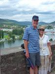 Hugh and Kathy