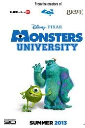 Download Monsters University (2013) Free Full Movie