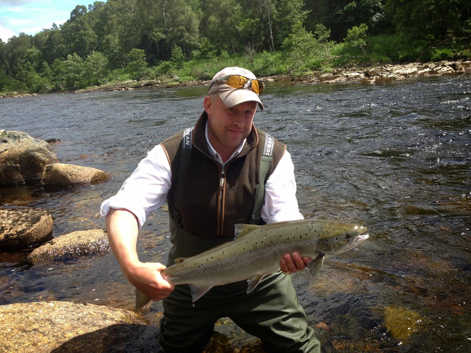 Dinnet fiordland fly fishing blog july 2014 for Fly fishing iowa