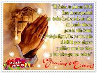 Que la bendición de Dios se derrame sobre todos ustedes