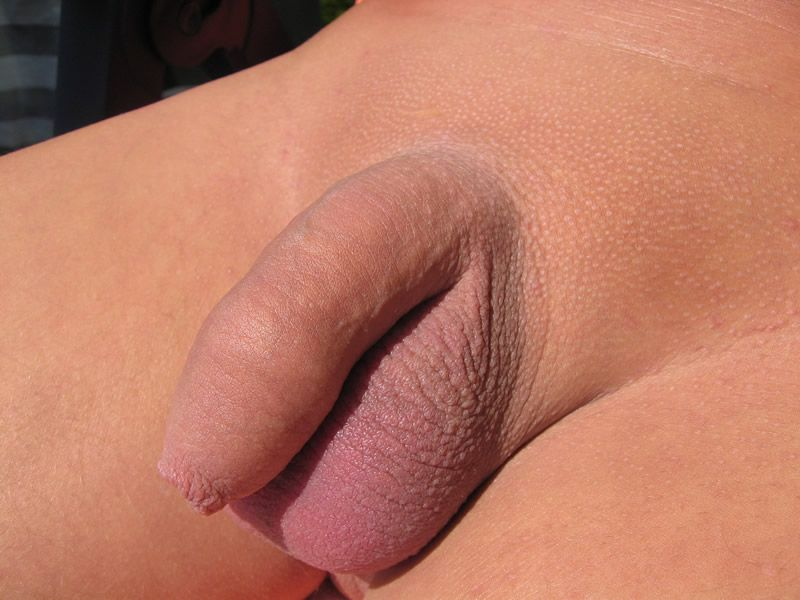 Brunette photo pussy shaved