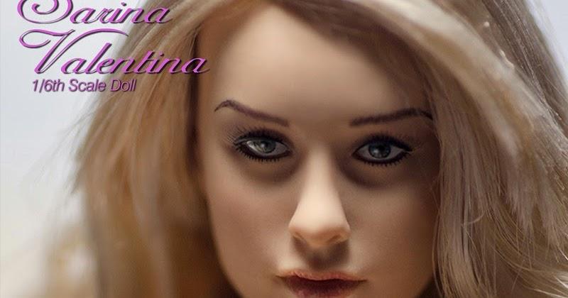 Sarina Valentina CLASSIC BEAUTY ENTERTAINMENT - Machinegun