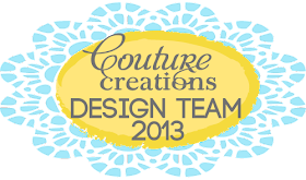 I AM ON THE DESIGN TEAM FOR COUTURE CREATIONS