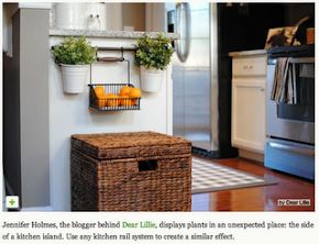 "Houzz Idea Book ""Dig These Decorative Planters"" - May 1, 2012"