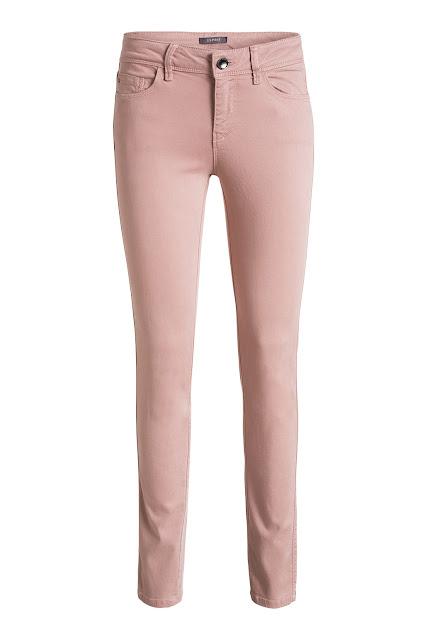 pantaloni-esprit-rosa-quarzo