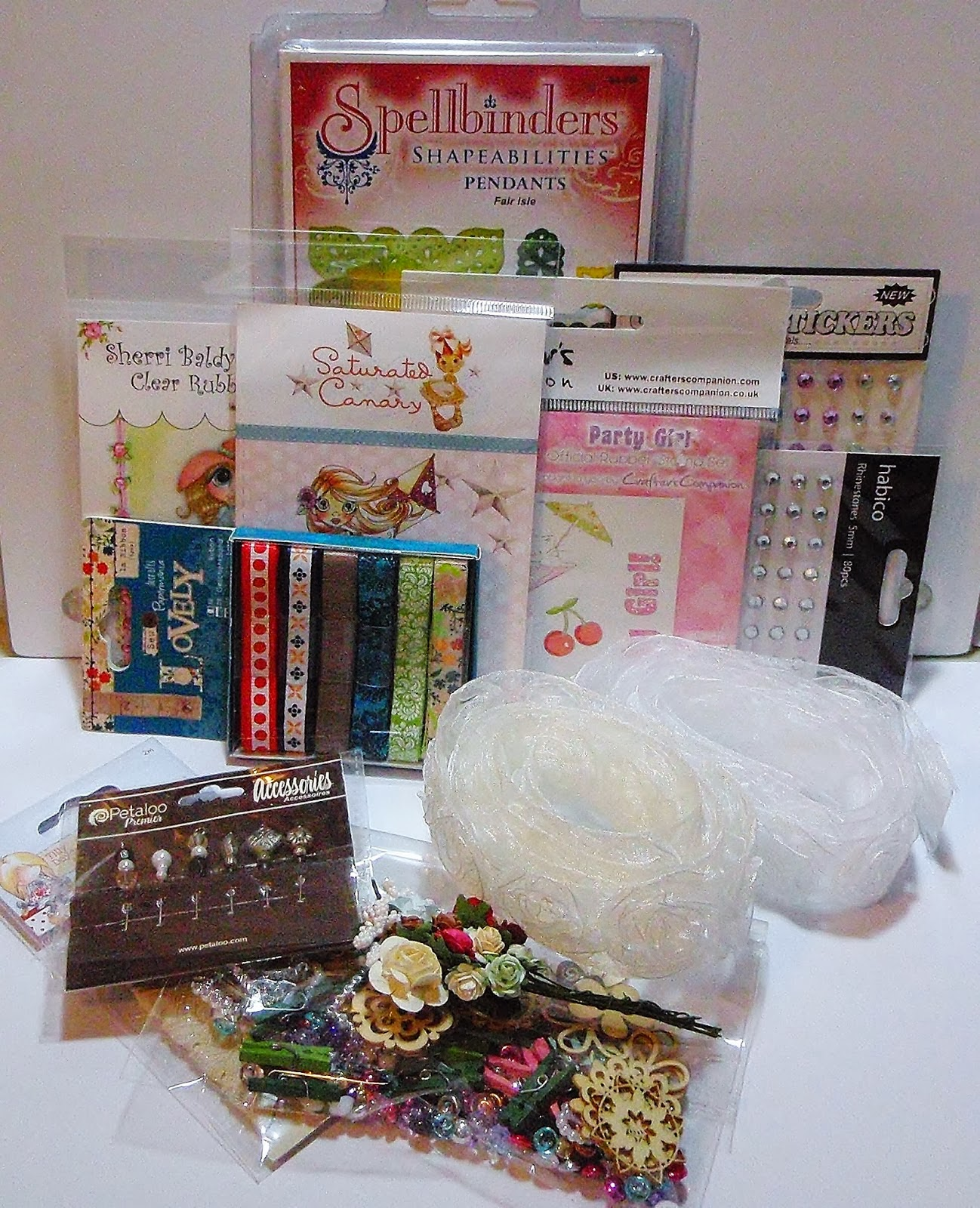 Check out Mags amazing candy click on the image to be in with a chance to win it
