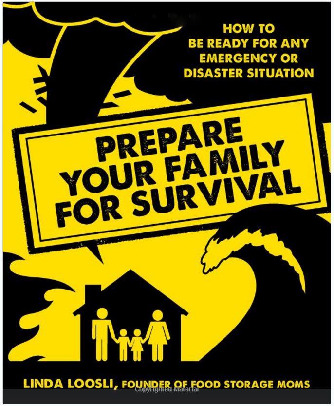Family Preparedness Book