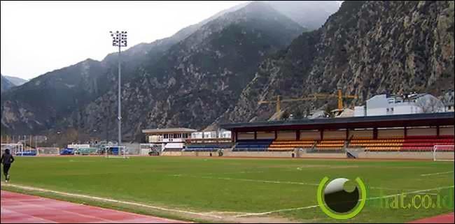 Estadi Comunal d'Andorra la Vella – Andorra