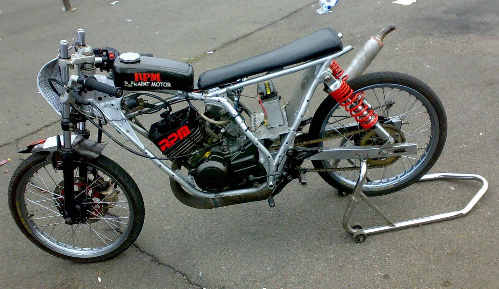 kumpulan foto2 drag bike