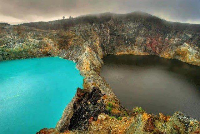 El Lago de los Espíritus Malignos
