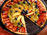 العاب طبخ بيتزا بالفاكهة