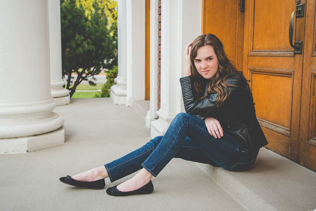 Logan Utah Senior Photography
