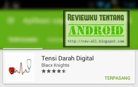 Ikon aplikasi TENSI DARAH DIGITAL - ketahui tensi darah dari jumlah denyut nadi permenit di android (rev-all.blogspot.com)