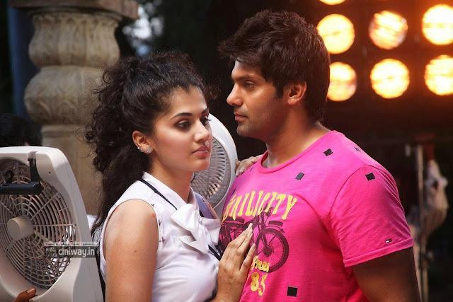 Tapsee Arya in Aarambam Movie Stills