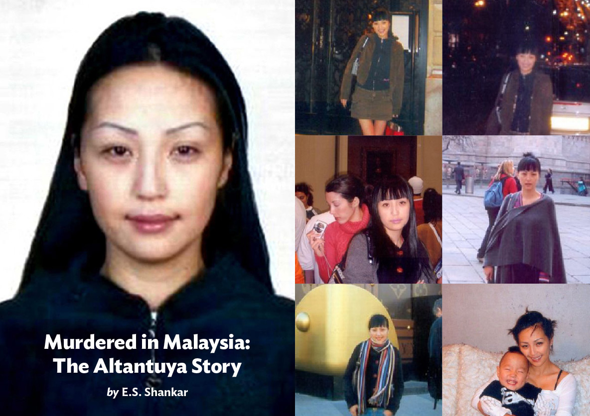 Donplaypuks At Http Pm Najib Rosmah Tendencies Kaos Jedi Saves Hitam S Accused Of Altantuya Murder Chapter 21 A Theory From Murdered In Malaysia The Story By Es Shankar