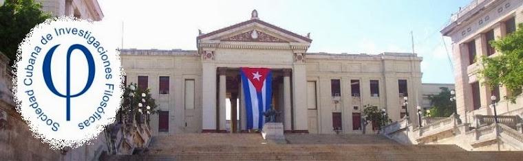 Sociedad Cubana de Investigaciones Filosóficas