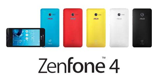ASUS ZenFone 4 Smartphone Android Terbaik