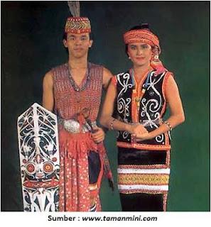 Kebudayaan Kalimantan Barat   info ringan kita
