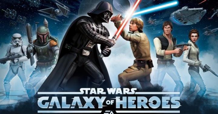 Star wars heroes of galaxy apk mod