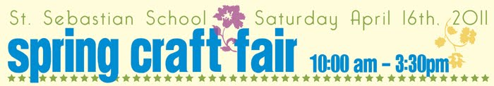St. Sebastian School Craft Fair