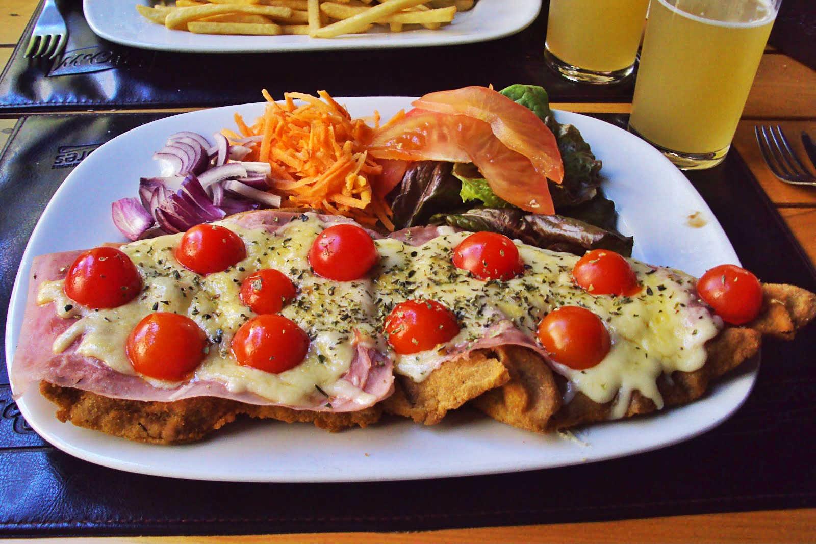 Comida uruguaia