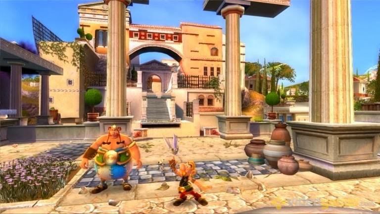 asterix at the olympic games pc game download