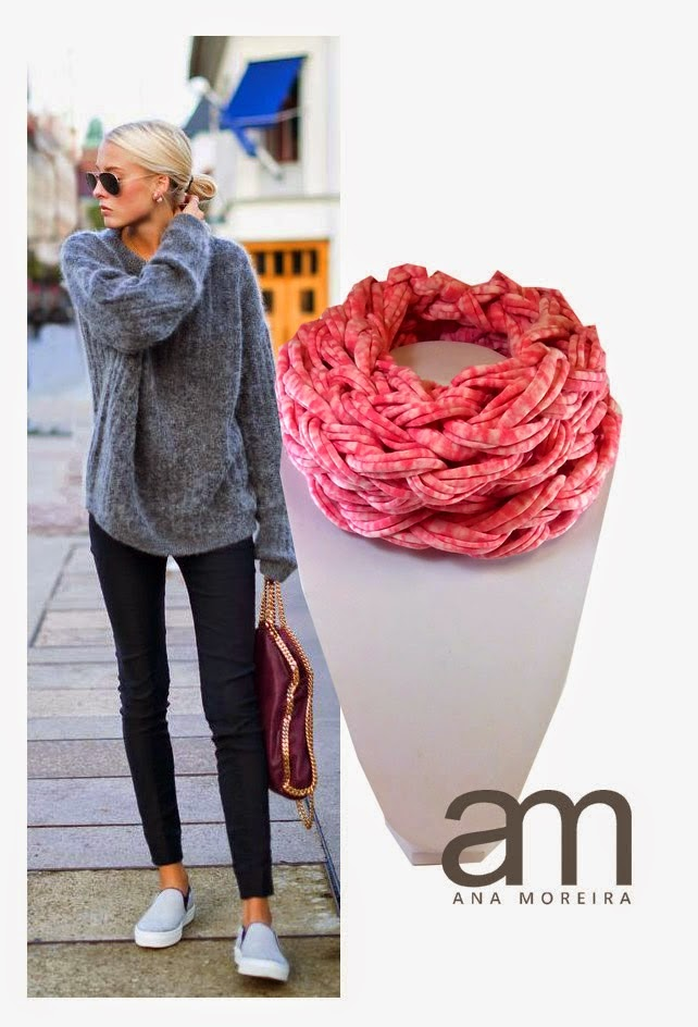 Giveaway Ana Moreira - aconchego coral!