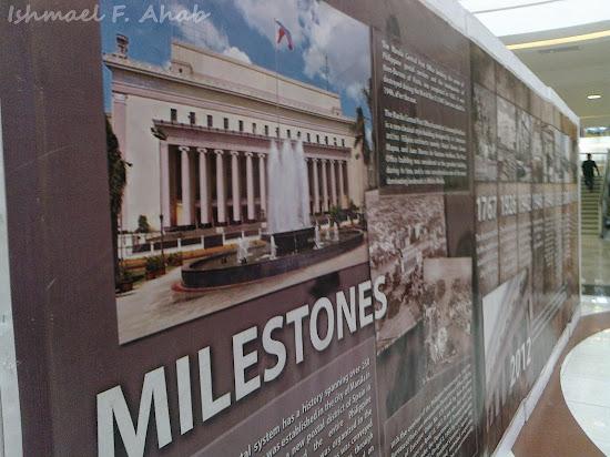 PhilPost milestones