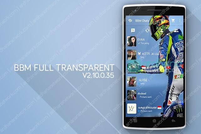 BBM Transparent V2.10.0.35