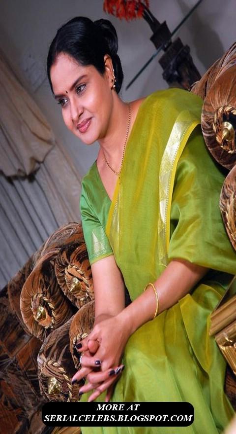 Serial Actress Pragati