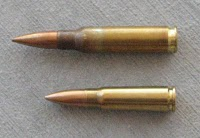 7 62X39 Compared to 7 62X51 http://firearmshistory.blogspot.com/2012/12/always-make-sure-of-your-ammunition-type.html