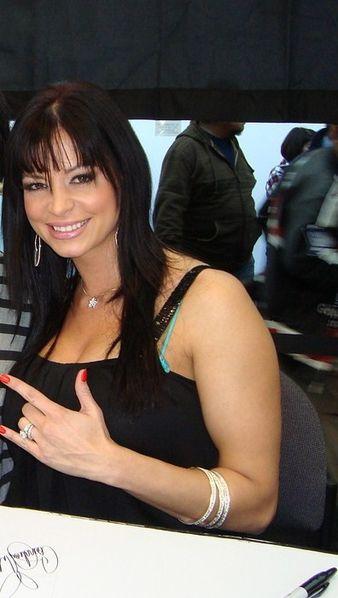WWE Diva Candice Michelle