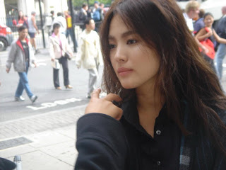 Song Hye Kyo Wallpaper