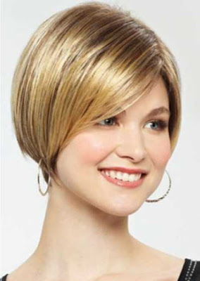 rambut pendek model inverted bob_8952247