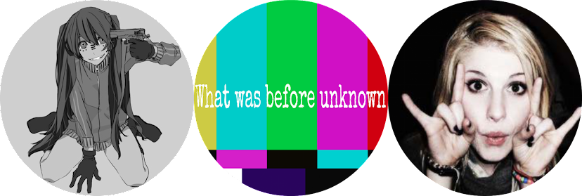 What was before unknown♡