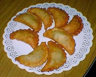 Bocaditos Salados, Empanaditas Fritas