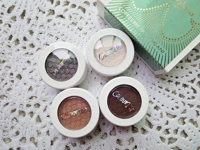 a picture of Colourpop x CoffeBreakWithDani quad Metamorphosis (Be The Change)
