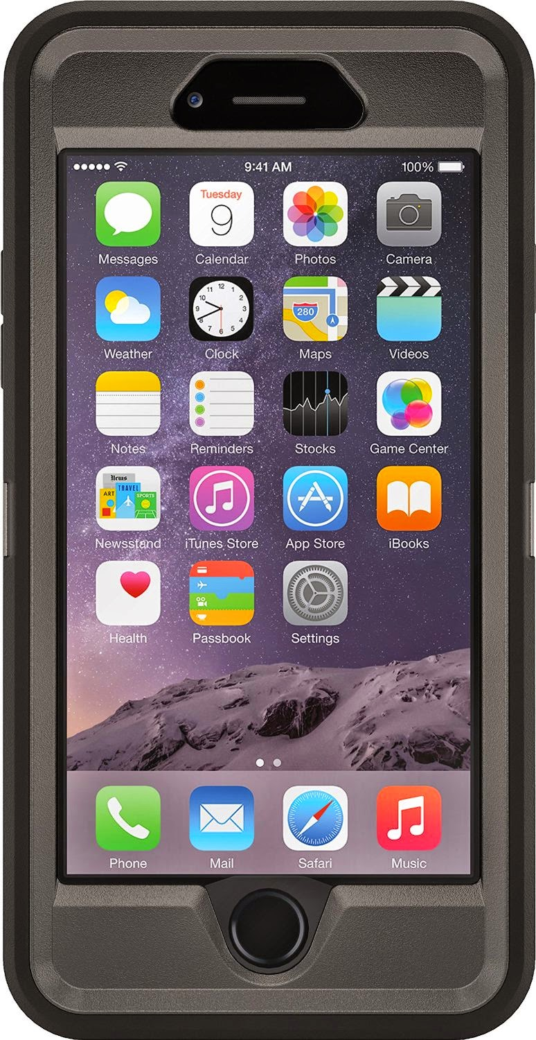 Rubiconreader Otterbox Defender Series For Iphone 6