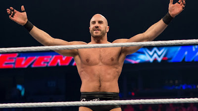 Cesaro Seth Rollins Owen SummerSlam Kevin WWE Championship Smackdown Main Event
