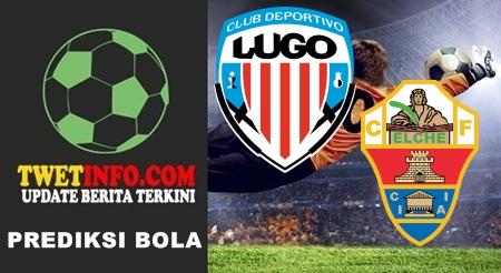 Prediksi Lugo vs Elche