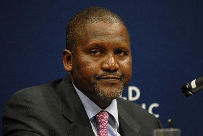 Why I Will Never Run For Presidency - Africa's Richest Man Aliko Dangote