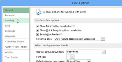 Gán shortcut cho biểu tượng trong Excel 2013 8