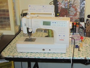 kenmore 19000 embroidery machine