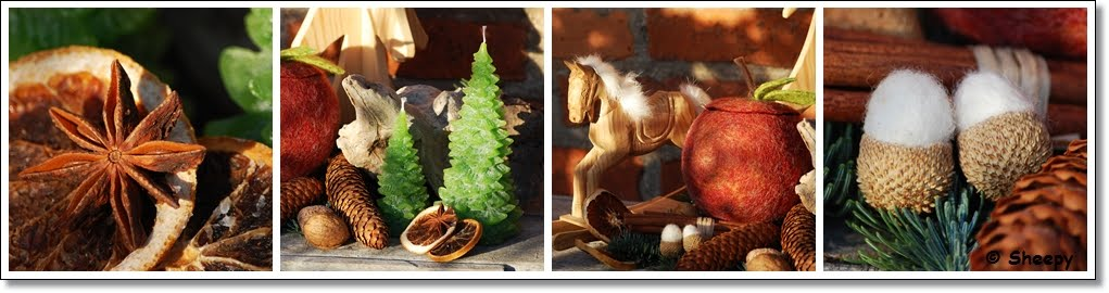 Landleben Weihnachten