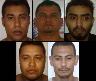 Tlaquiltenango, Morelos. Elementos de la Policía Federal detuvieron a