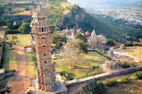 chittorgarh fort cultural india culture of india