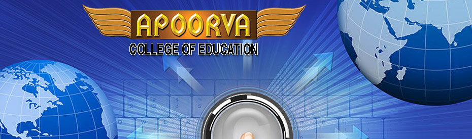 Apoorva College of Education